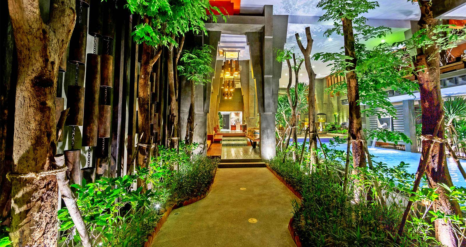 Golden Temple Boutique - A Siem Reap Hotel